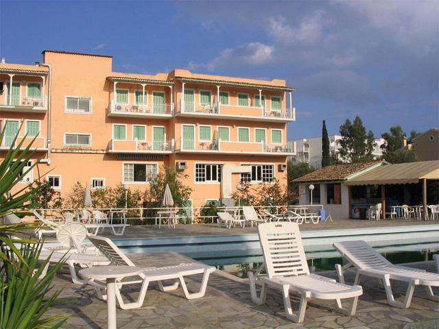 Oscar Hotel Corfu