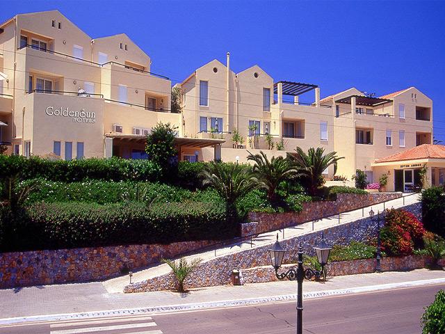 Golden Sun Hotel Apartment