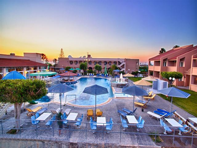 Ilios & Farming Hotel