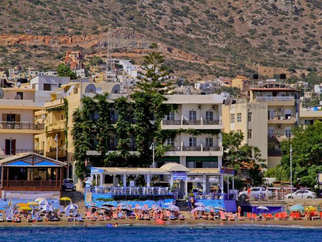 Amuse Hotel (ex Flisvos Beach)