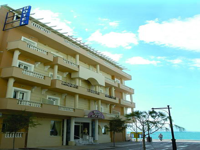Mandas Seaside Hotel