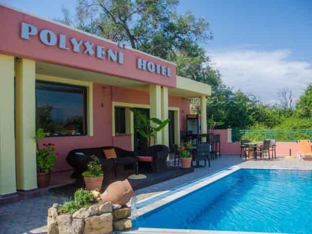 Polyxeni Aparthotel (ex Magnolia)