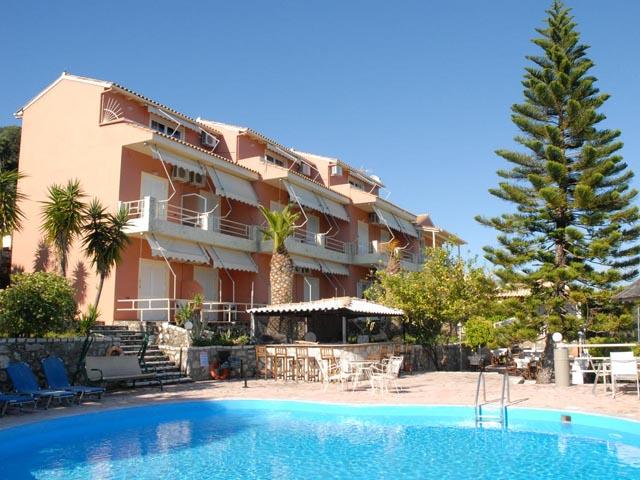 Villa Stefanos Apartments