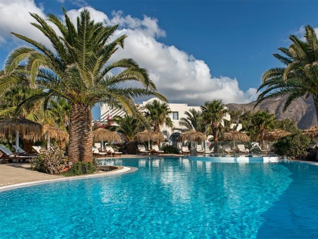 Atlantis Beach Hotel Perivolos