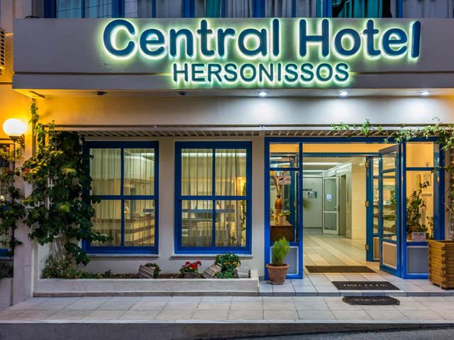 Hersonissos Central Hotel