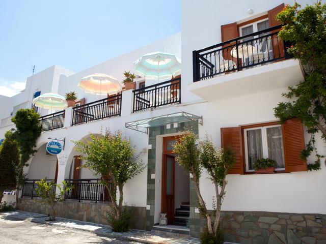 Cyclades Hotel and Studios Paros
