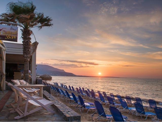 Aeolos Beach Hotel Malia