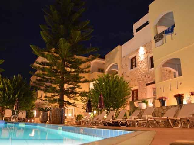 Nikos Apartments Stalis