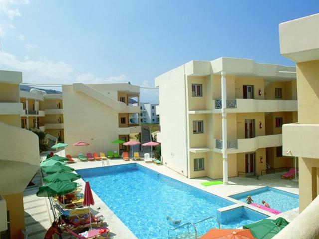 Foudoulis Family Apartments