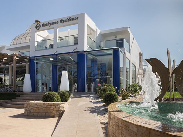 Rethymno Residence Aqua Park and Spa