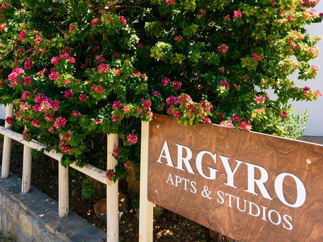 Argyro Studios and Apartments