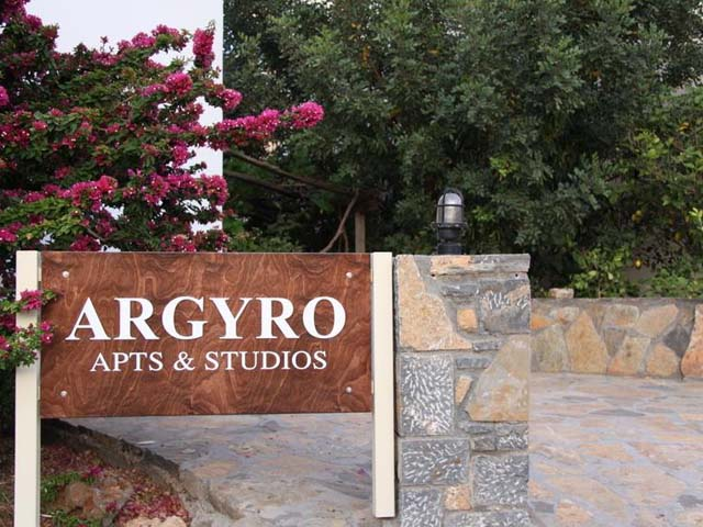Argyro Studios and Apartments