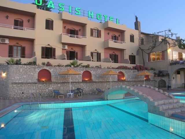 Oasis Hotel Scaleta