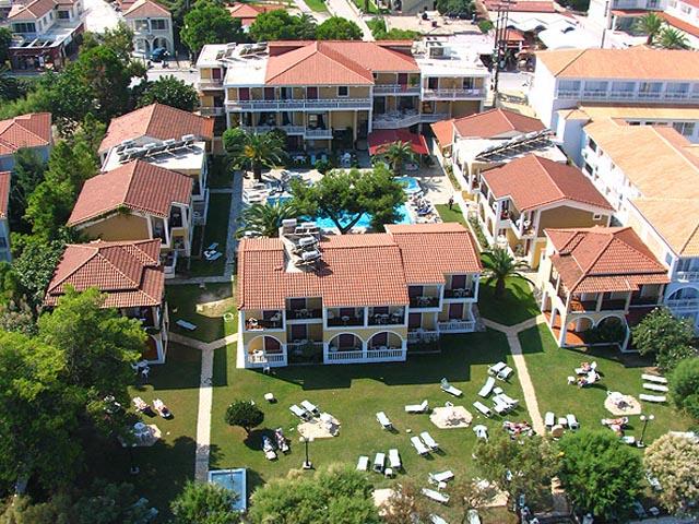 Porto Iliessa Apartments Hotel