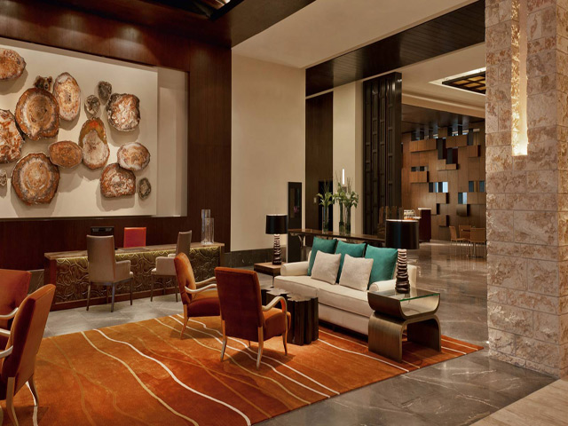 The westin abu dhabi golf resort and spa luxury hotels for Abu dhabi country club salon