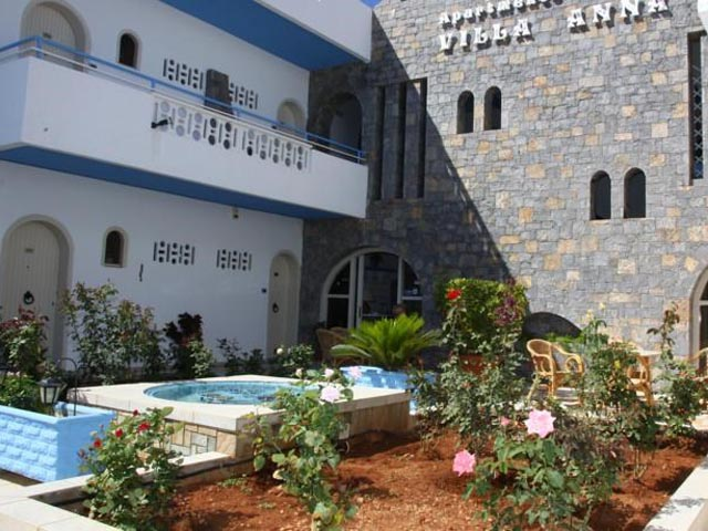 Villa Anna Stalis