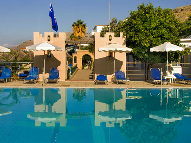 Ilyssion Hotel
