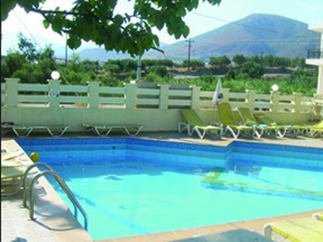 Simple Hotels Hersonissos Sun Ex Vasso Studios Europe Griechenland Kreta Heraklion