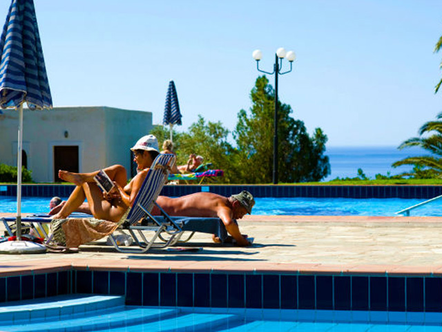 Vritomartis Naturist Hotel Amp Bungalows Hotels Chania