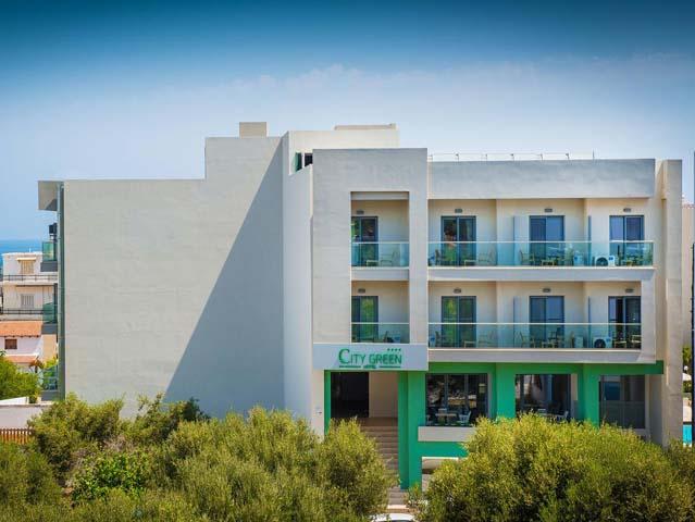 City Green Hotel