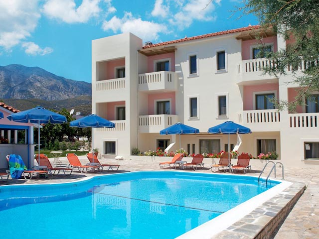 Aphrodite Hotel and Suites