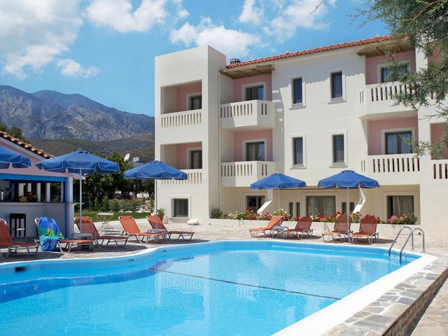 Aphrodite Hotel and Suites