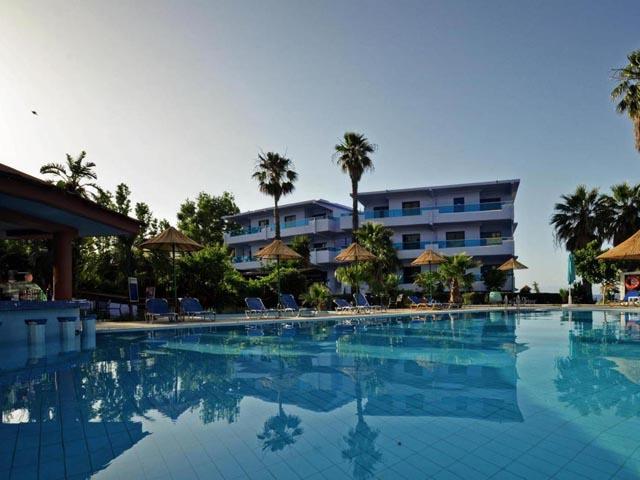 Area Blue Beach Apartments