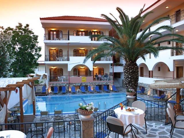 Calypso Hotel Siviri