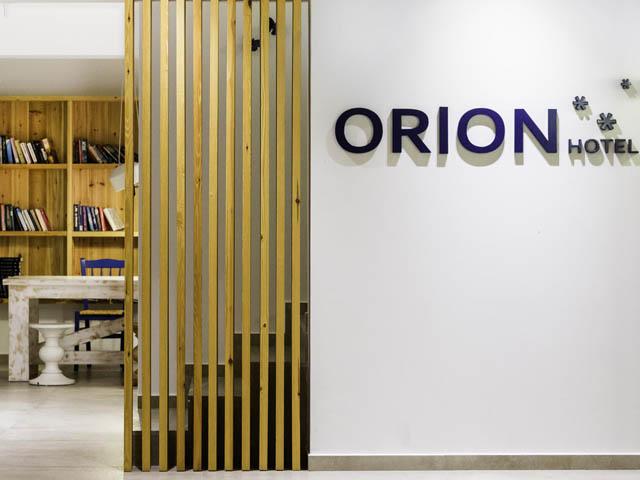 Orion Hotel Rhodes