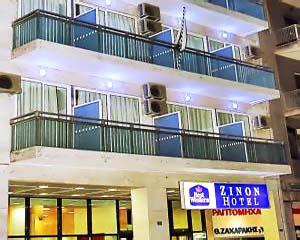 Best Western Zinon Hotel