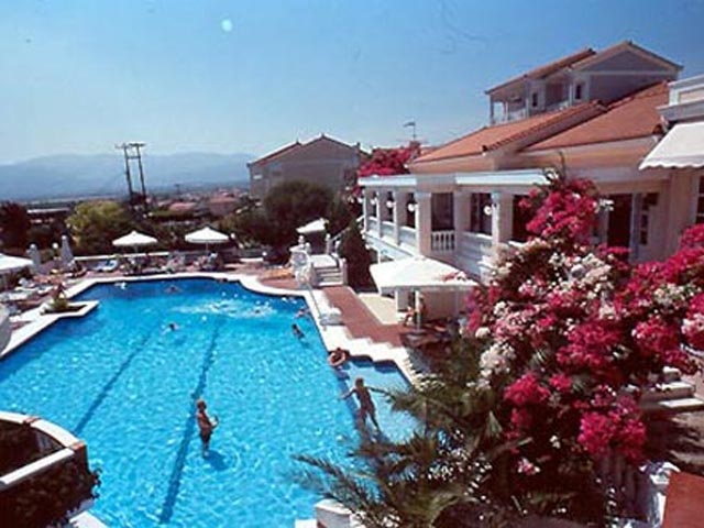 Samos Sun Hotel Pythagorio