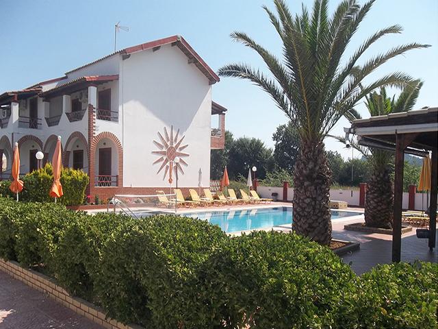 Villa Del Sol Apartments Corfu