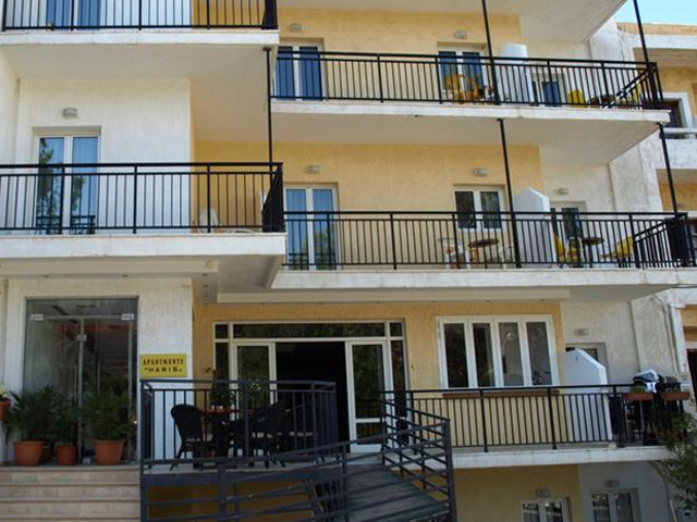 Haris Apartments Hersonissos