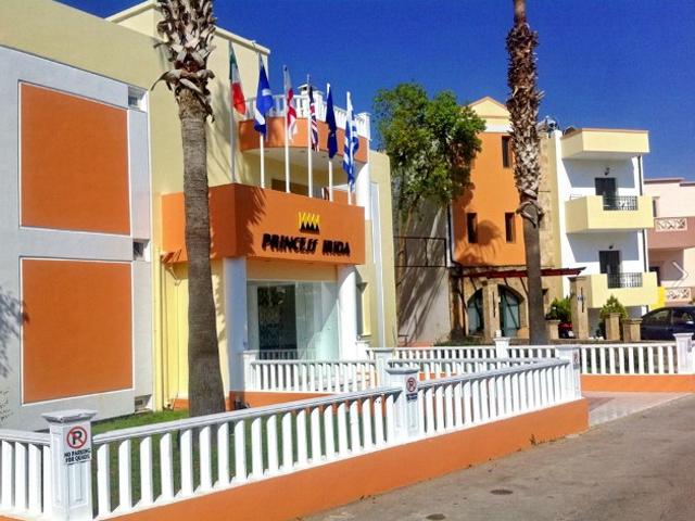 Princesse Irida Apartments Malia