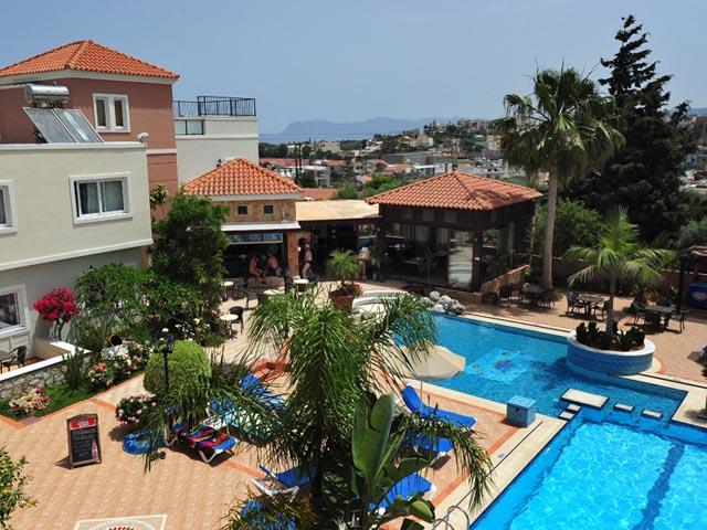 Zeus Village  Hotel