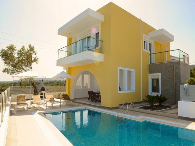 Aegean Horizon Villas