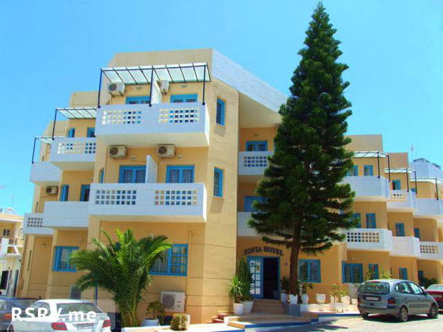 Sofia Hotel Hersonissos