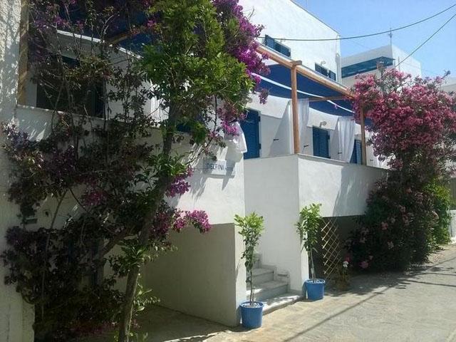 Delfini Hotel, Naxos