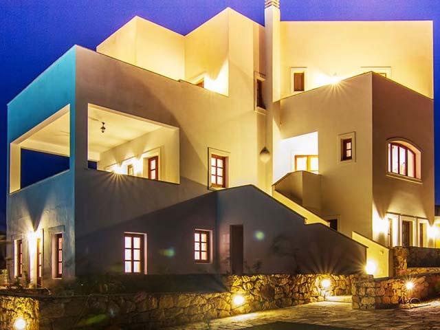 Patmos Villa Sophia