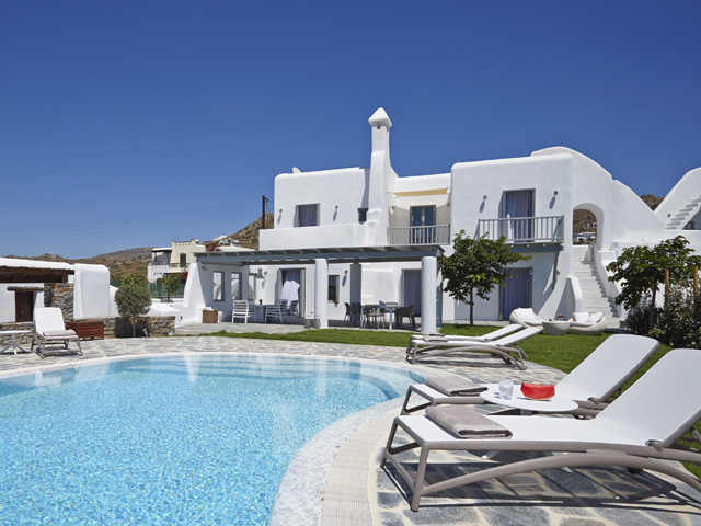 Aqua Breeze Villas Naxos