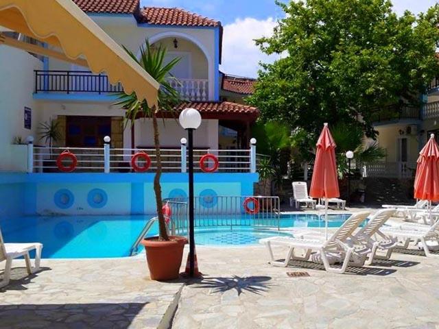 Dimitra Hotel Argassi