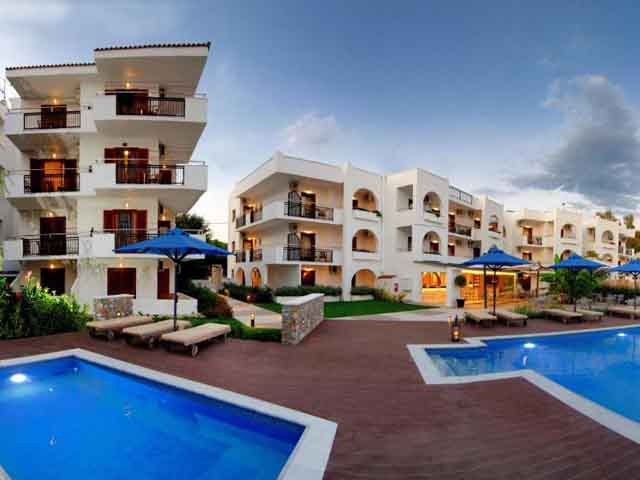 Korali Hotel Troulos