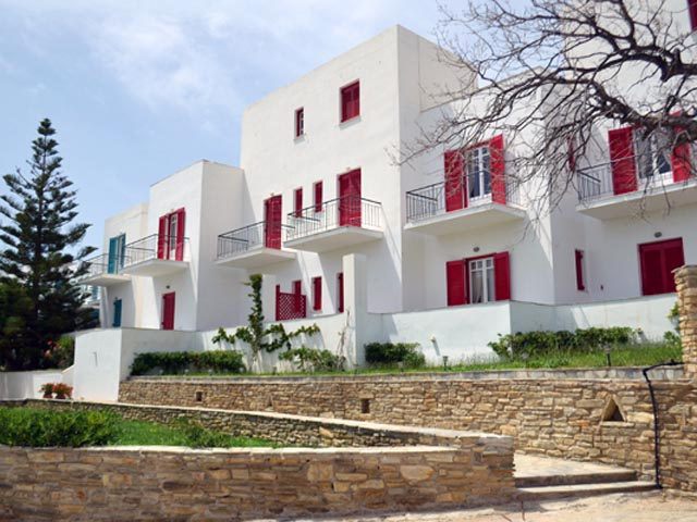 Ostria Hotel Andros