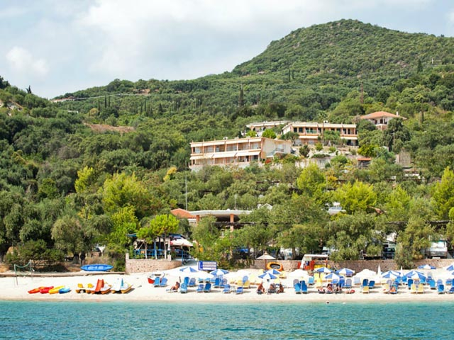 Lichnos Bay Village