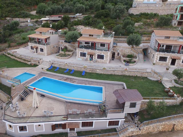 Ionian Fos Apartments