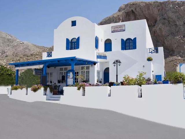 Ancient Thira Hotel