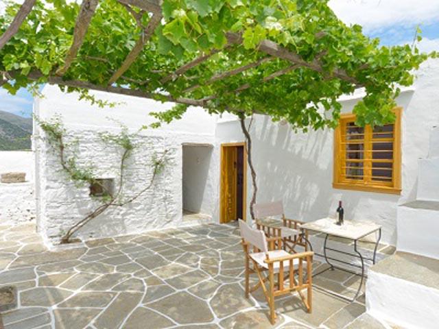 Traditional Island Home