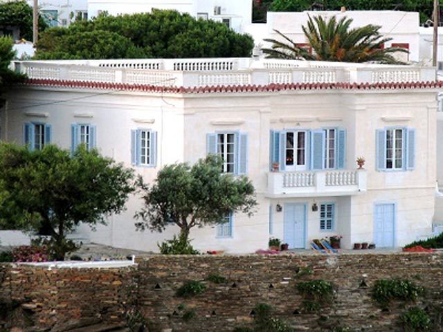 Psacharopoulos Neoclassical House