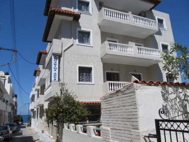 Aquarius Apartments Hersonissos
