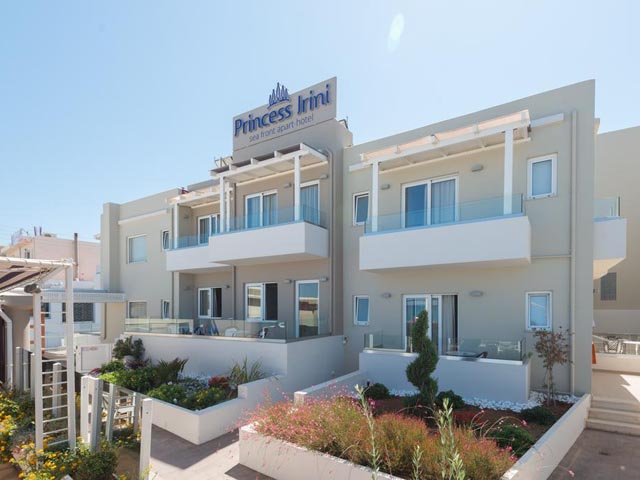 Princess Irini Sea Front Apartments